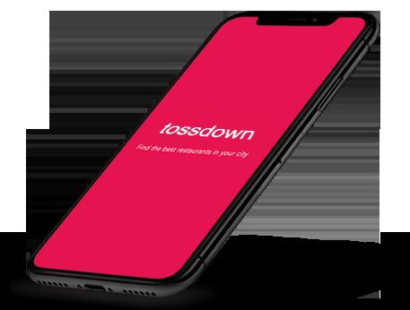 tossdown mobile app